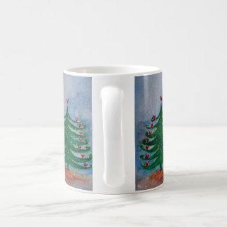 Christmas Tree Nug Coffee Mug