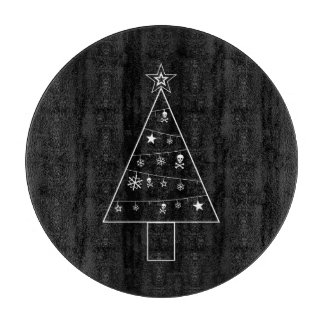 Christmas Tree of DOOM Cutting Board