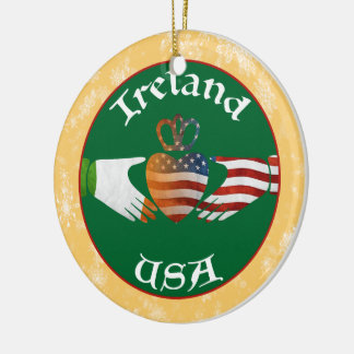 Christmas Tree Ornament Decoration Ireland USA