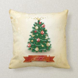 Christmas tree, pillow