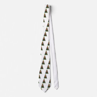 Christmas Tree (plain) Tie