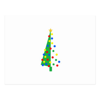 Christmas Tree Post Cards