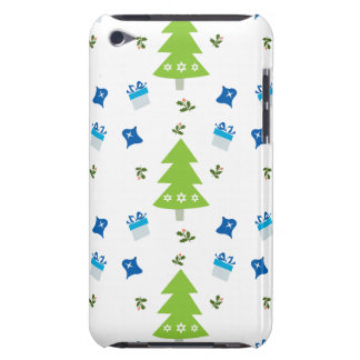 Christmas Tree Presents and Christmas Decorations iPod Touch Cover
