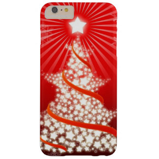 Christmas Tree Red iPhone 6 Plus Case
