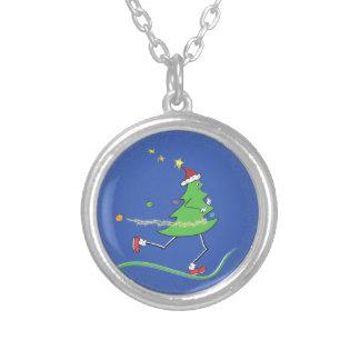 Christmas Tree Runner Custom Necklace