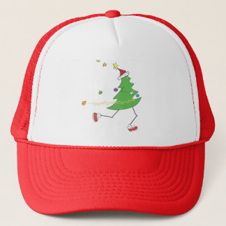 Christmas Tree Runner © Trucker Hat