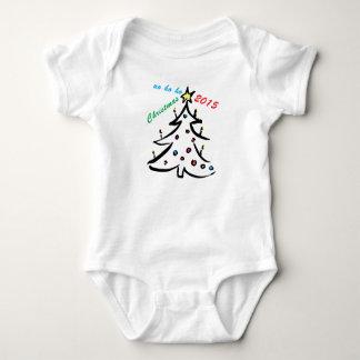 christmas tree simple modern design tshirts