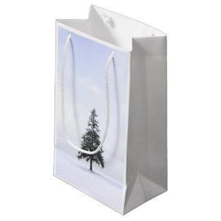 Christmas Tree Small Gift Bag