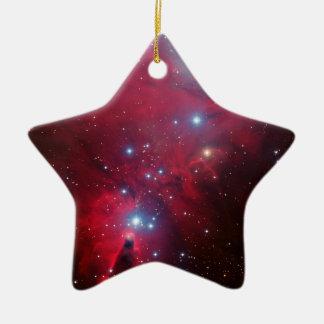 Christmas Tree Star Cluster Christmas Ornaments