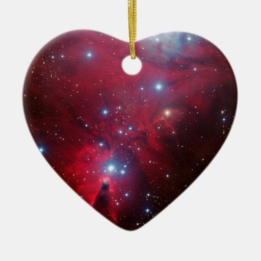 Christmas Tree Star Cluster Christmas Ornament