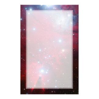 Christmas Tree Star Cluster Custom Flyer