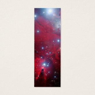 Christmas Tree Star Cluster Mini Business Card