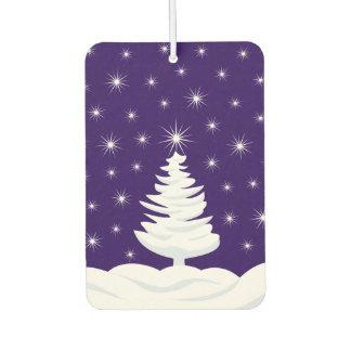 Christmas Tree Starry Sky Air Freshener