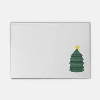 Christmas Tree Sticky Note