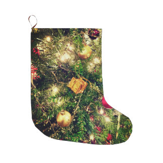 Christmas Tree Stocking 2