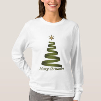 Christmas tree t-shirt