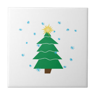 Christmas Tree Tiles