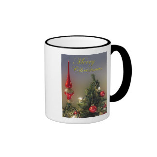 Christmas Tree Topper Mugs and Cups