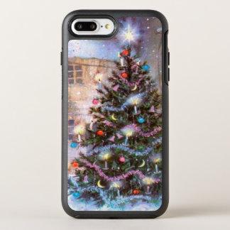 Christmas Tree Vintage OtterBox Symmetry iPhone 7 Plus Case