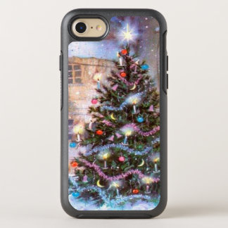 Christmas Tree Vintage OtterBox Symmetry iPhone 8/7 Case