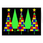 Christmas Trees - Puzzle