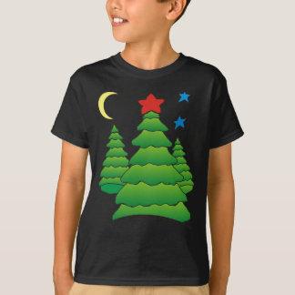 Christmas Trees Tshirts