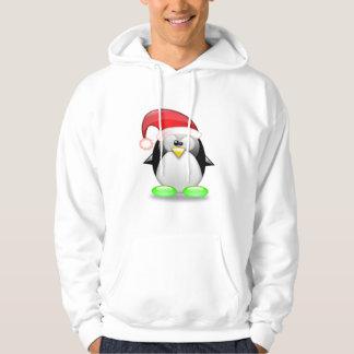 Christmas Tux Hoodie