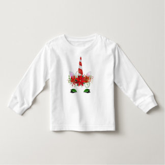 Christmas Unicorn Face Sweater
