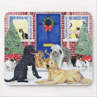 Christmas Warmth Mouse Mat