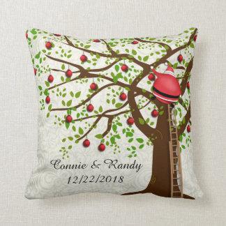 Christmas Wedding Christmas Pillow