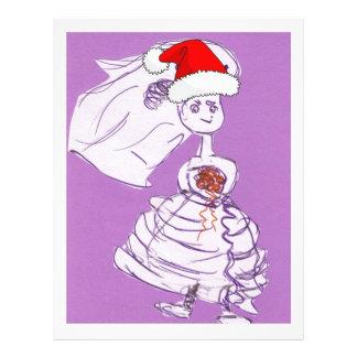 Christmas Wedding Full Color Flyer
