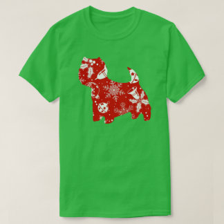 Christmas Westie T-Shirt