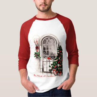 Christmas Window Mens Shirt