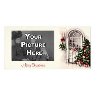 Christmas Window Photo Card