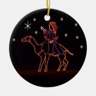 Christmas WIseman Star Camel ZZ H 2016 Christmas Ornament