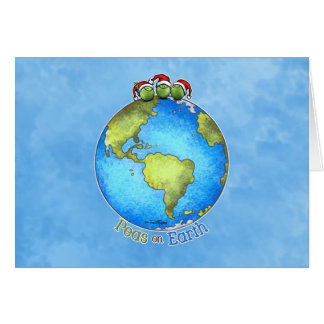 Christmas Wish - Peace on Earth Card