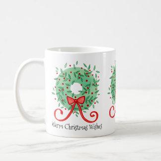 Christmas Wishes Add Year Coffee Mug