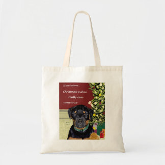 Christmas Wishes bag