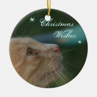 Christmas Wishes Christmas Ornament
