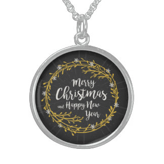 Christmas Wishes necklace