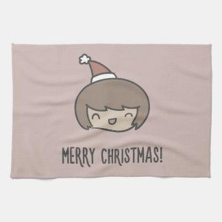 Christmas Wishes! Tea Towel