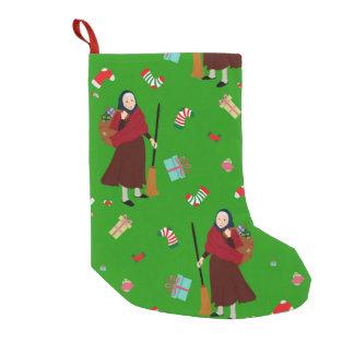 christmas Witch Befana xmas stocking
