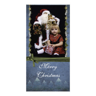 Christmas Wonder Personalized Photo Card