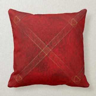 """""""Christmas Wrap"""" Polyester Throw Pillow"""