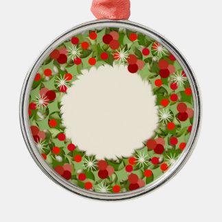 Christmas Wreath Christmas Ornament