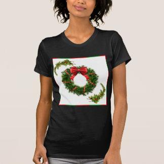 Christmas Wreath Design Collection - Gifts Tee Shirt