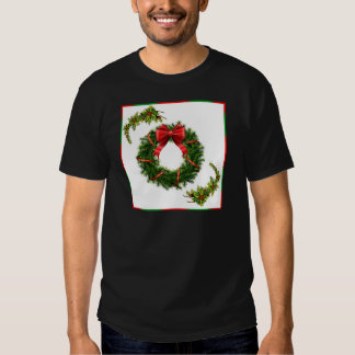 Christmas Wreath Design Collection - Gifts Tshirt