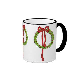 Christmas Wreaths Mug