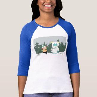Christmas Yeti T-Shirt