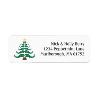 Christmastache Tree